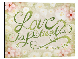 Alubild  Love Is Patient - Ashley Verkamp