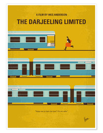 Premium-Poster The Darjeeling Limited