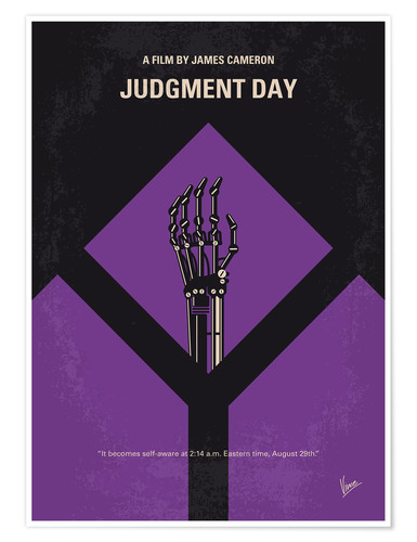Premium-Poster Judgment Day
