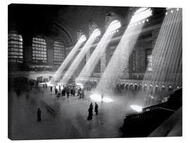 Leinwandbild  Historische Grand Central Station