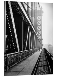 Alubild  Manhattan Bridge 1936 - Christian Müringer
