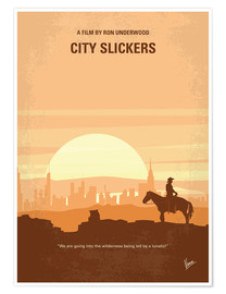 Premium-Poster City Slickers