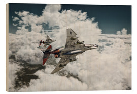 Holzbild  82d Aerial Targets Squadron - airpowerart