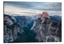 Alu-Dibond  Glacier Point - Yosemite NP - Thomas Klinder