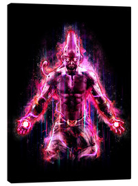 Leinwandbild  Majin Buu Dragon Ball Z - Barrett Biggers