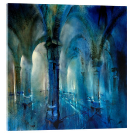 Acrylglasbild  Come in - Annette Schmucker