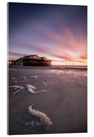 Acrylglas  Sankt Peter-Ording / Nordsee - Silly Photography