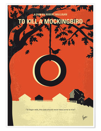 Premium-Poster To Kill A Mockingbird