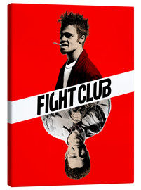 Leinwandbild  Fight Club - Paola Morpheus