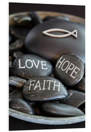 Forex  Love Hope Faith - Andrea Haase Foto