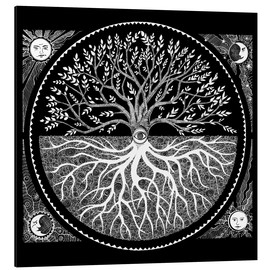 Alubild  druid tree of life - Brenda Erickson
