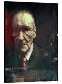 Alubild  william s.burroughs - Daniel Matzenbacher
