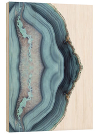 Emanuela Carratoni - Light blue agate