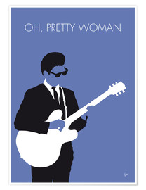 Premium-Poster Roy Orbison - Oh, Pretty Woman