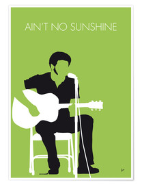 Premium-Poster Bill Withers - Ain't No Sunshine