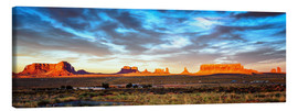Marcus Sielaff - Monument  Valley-Panorama