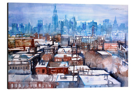 Johann Pickl - New York, Brooklyn Winter