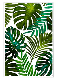Premium-Poster Tropical Dream