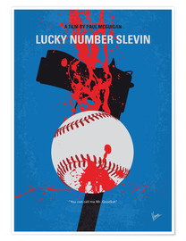 Premium-Poster Lucky Number Slevin