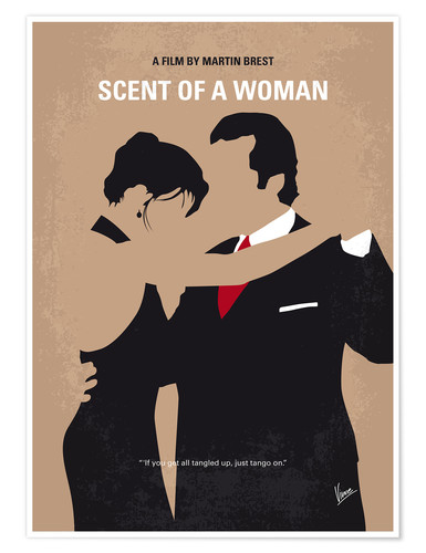 Premium-Poster Scent Of A Woman