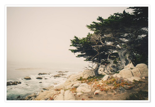 Premium-Poster Carmel by the Sea