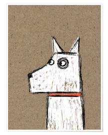 Premium-Poster  West Highland Terrier - Nic Squirrell