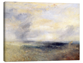 Leinwandbild  Margate vom Meer - Joseph Mallord William Turner