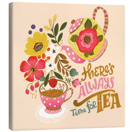 Cynthia Frenette - There's Always Time for Tea