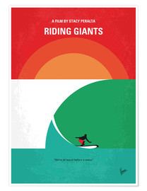 Premium-Poster  Riding Giants - chungkong