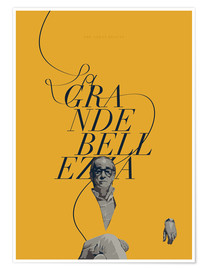 Premium-Poster The Great Beauty / La grande bellezza