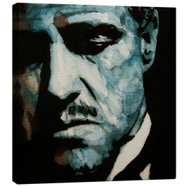 Leinwandbild  The Godfather, Marlon Brando - Paul Lovering