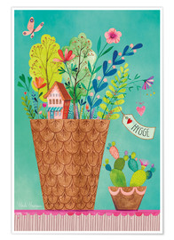Poster  Hygge Home - Mila Marquis