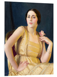 Forex  Ein wenig russisch - William McGregor Paxton