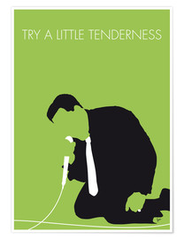 Premium-Poster Otis Redding - Try A Little Tenderness