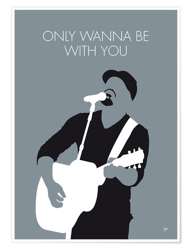 Premium-Poster Hootie & the Blowfish - Only Wanna Be With You