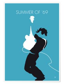 Premium-Poster Bryan Adams - Summer Of '69