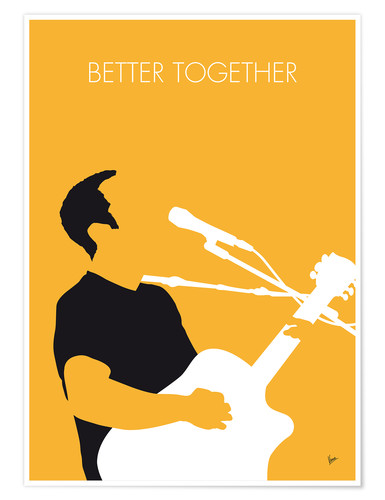 Premium-Poster Jack Johnson - Better Together
