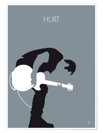 Premium-Poster Nine Inch Nails - Hurt