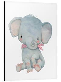 Alubild  Mein kleiner Elefant - Kidz Collection