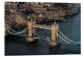 Acrylglasbild  London Tower Bridge - Felix Pergande
