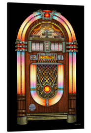 Alubild  Vintage Jukebox - Michael Fishel