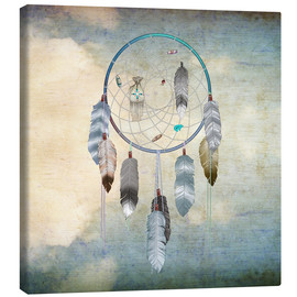 Leinwandbild  Dream Catcher - Brenda Erickson