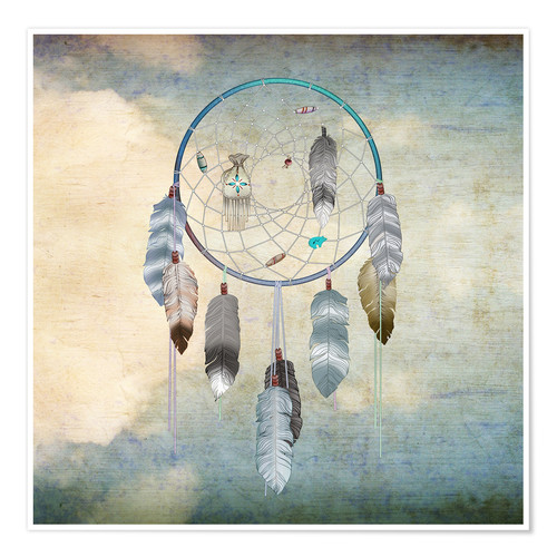 Premium-Poster Dream Catcher