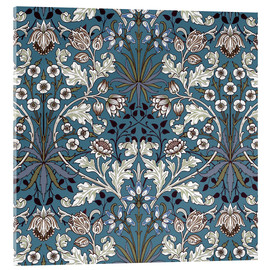 Acrylglasbild  Hyazinthe - William Morris