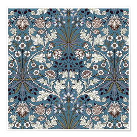 Premium-Poster  Hyazinthe - William Morris
