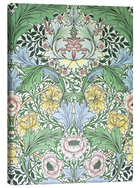 Leinwandbild  Myrte - William Morris