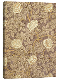 Leinwandbild  Rosen - William Morris