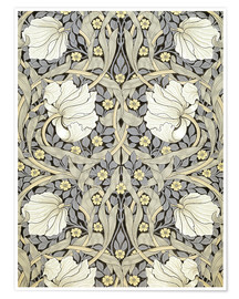 Poster  Pimpernell - William Morris