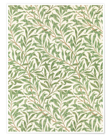 Premium-Poster  Weide - William Morris