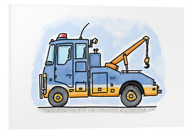 Forex  Hugos Abschlepper - Hugos Illustrations